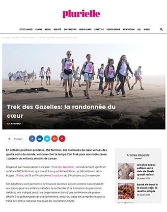 https://www.plurielle.ma/societe/news-2/trek-des-gazelles-au-maroc-la-randonnee-du-coeur-pour-soutenir-les-enfants-atteints-du-cancer/